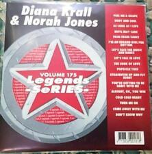 LEGENDS KARAOKE CDG DIANA KRALL & NORAH JONES #175 OLDIES POP 17 SONGS CD+G