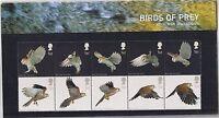GB Presentation Pack 343 2003 Birds of Prey. 2003 10% OFF 5