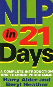 NLP in 21 days by Harry Alder (Paperback) Highly Rated eBay Seller Great Prices