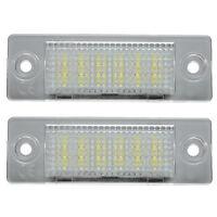 LED License Number Plate Light Lamp VW TRANSPORTER T5 CADDY TOURAN Golf Pas K3J5