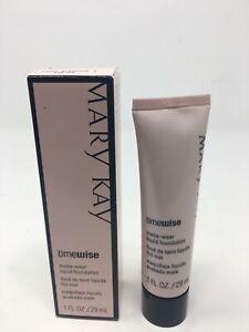 Mary Kay Timewise Matte Wear Liquid Foundation Ivory 5 038754 1oz NIB