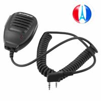 Micro haut-parleur radio bidirectionnel pour Baofeng BF-888S5R5RA5RB5RC5RE 4g