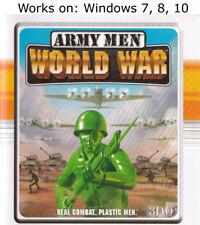 Army Men: World War PC Game Windows 7 8 10