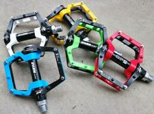 MTB Road Mountain Bicycle Bike Pedal Flat-Platform Pedals magnesium alloy 528