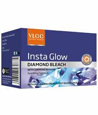 VLCC Insta Glow Diamond Bleach 60g + Free Shipping