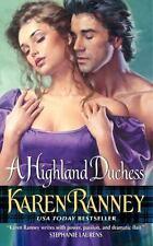 A Highland Duchess, Karen Ranney, 0061771848, Book, Good