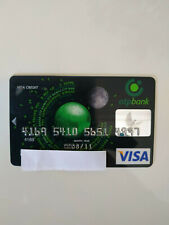 Credit card expired Ukraine for Collectors
