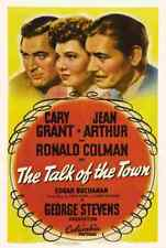 Film A3 Box Canvas Talk of the Town The 1942 01