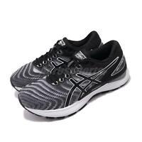Asics Gel-Nimbus 22 4E Extra Wide White Black Men Road Running Shoe 1011A682-100