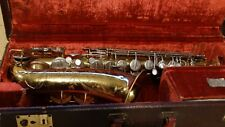 The Indiana by Martin Vintage Alto Saxophone