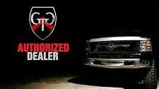 GTG 2010 - 2017 Ford Taurus No Keyless 6PC Chrome Stainless Steel Pillars Posts
