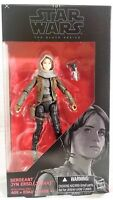 "Star Wars Rogue One 6"" Black Series Sergeant Jyn Erso (Jedha) Action Figure NEW"
