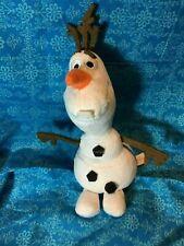 "Ty Beanie Babies Disney Olaf 7"" Beanbag Plush Toy"