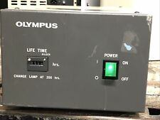 Olympus Bh2 Rfl T2 Power Supply For Microscope Light 100w High Pressure Mercury