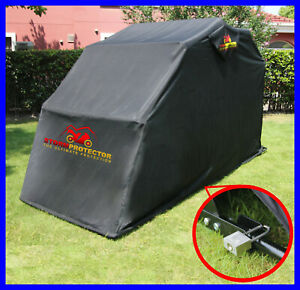 Large Waterproof Motorbike Motorcycle Bike Scooter Cover Covers Shelter Garage