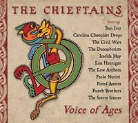 The Chieftains Voice of Ages CD Album 2012 New Sealed
