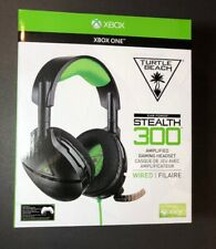 Turtle Beach Ear Force Stealth 300 Wired Headset for XBOX ONE NEW