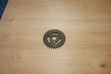 1974-75 HONDA CR125M ELSINORE TRANSMISSION COUNTERSHAFT LOW GEAR (32T) OEM