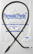 Pyramid Parts Clutch Cable fits: Kawasaki GPX250 R EX250 86-90