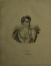 Originaldrucke (1800-1899) aus Polen mit Lithographie-Technik