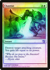 Chastise FOIL 9th Edition PLD-SP White Uncommon MAGIC GATHERING CARD ABUGames