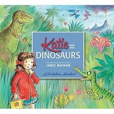 Katie and the Dinosaurs, Mayhew, James, Very Good Book