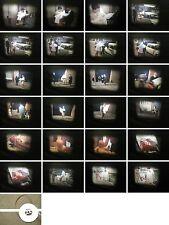 Super-Normal 8mm Film-Privatfilm 1960.Jahre-Taufe-Fahrzeug-Kinderwagen u.a