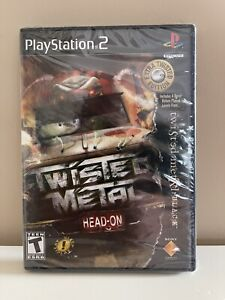 Twisted Metal: Head-On Extra Twisted Edition Playstation 2 PS2 New Sealed