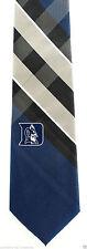 Duke Blue Devils Mens Neck Tie College Necktie University Logo Blue Plaid New