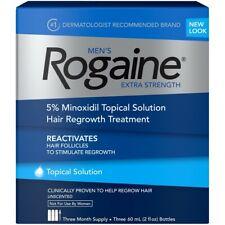 Rogaine Men's Hair Regrowth Treatment Liquid - 2 fl oz. - 3 Month - 09/2022 Exp