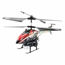 WL Toy V757 3.5 Canale Gyro RC telecomando IR BUBBLE Copter Helicopter Red