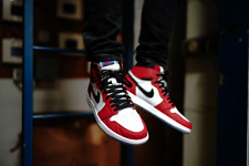 Nike Air Jordan 1 Retro High OG AJ1 'Origin Story' Spider Man (GS) UK 6