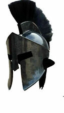 Leonidas Helmet Knight Helmet Royal Helmet Sparta gothic metal bra for halloween