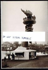 Philadelphia Postcard (Read Description) 1876 Statue Of Liberty Torch Display