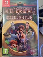 Hotel Transylvania 3 Monsters Overboard - Nintendo Switch Game New & Sealed