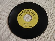 NORTHERN SOUL JOHNNY ADAMS  RELEASE ME/YOU MAKE A NEW MAN OUT OF ME WATCH M-