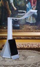 Lampada da tavolo speaker audio Design LED iPhone iPod Smartphone Music e Radio