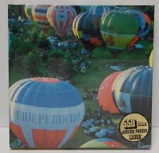 NEW Vtg 1983 HOT AIR BALLOON 550 PIECE JIGSAW PUZZLE J&B SCOTCH WHISKY WHISKEY