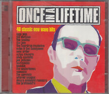 Once in a Lifetime 2CD Orange Juice Iggy Pop Joy Division Smiths Blondie XTC