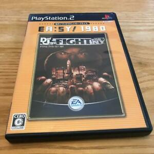 Def Jam Fight for NY <TESTED!> PS2 <Japan version but game screen is in English>