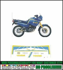 kit adesivi stickers compatibili xt 600 z tenere 3aj 1990
