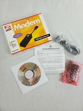 Zoom  Modem Model 3095 56k V.92/V.90 USB Mini External New