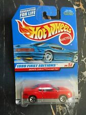 HOT WHEELS 1999 First Editions MONTE CARLO CONCEPT CAR   # 910