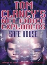 Safe House (Tom Clancy's Net Force Explorers) By Tom Clancy, Steve Pieczenik