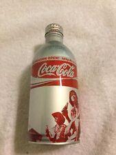 Coca Cola Aluminum Bottle