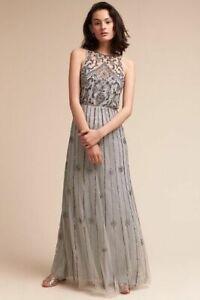 Anthropologie BHLDN Amada Dress-18-$280 MSRP