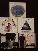 DE GREGORI + VENDITTI  CINQUE CD - VEDI DESCRIZIONE