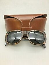 Raen Flyte Sunglasses With Case & Cleaning Cloth / Bag - Brand New Rootbeer B38