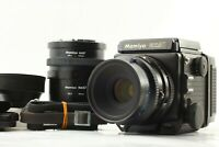 【NEAR MINT】 Mamiya RZ67 Pro + Sekor Z 140mm f/4.5 W + 120 Film Back from japan