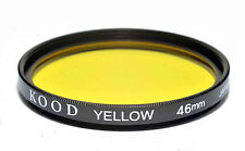 Kood Yellow Multicoated Filter Made in Japan 46mm